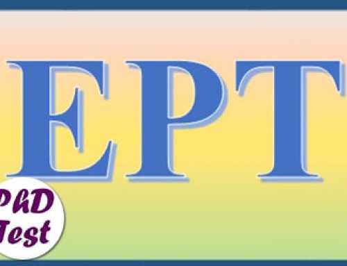 اعلام نتایج آزمون EPT مهر ماه 98