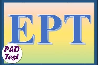 آغاز ثبت نام آزمون EPT بهمن ماه ۹۸