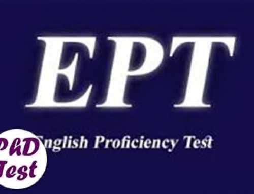 اعلام زمان برگزاری آزمون EPT خرداد ماه 99