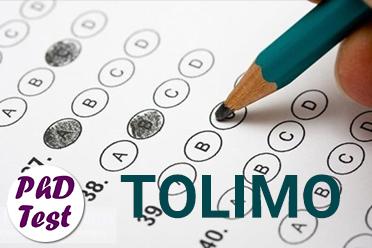 آزمون زبان تولیمو 99