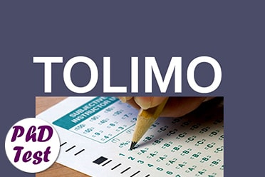 اعلام جزئیات برگزاری آزمون تولیمو دی ماه 98